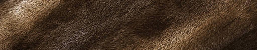 Покраска меха: чем красить изделие?